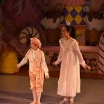 Clara & Fritz in Kingdom of Sweets